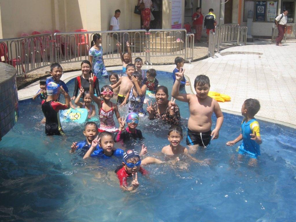 streamline - swimming