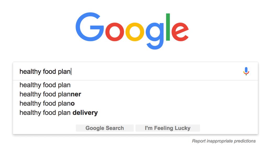 Google Autocomplete Long Tail Keywords
