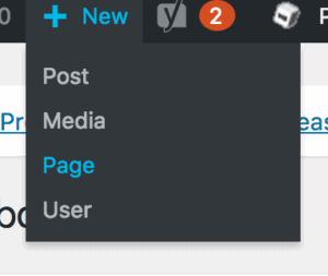AddNewPage